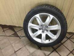 Почти новая зимняя резина с дисками Audi R18