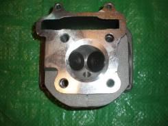 Головка цилиндра(с клап-ми)КНР(GY6-125cc) 4х тактн. Отправка в регионы.