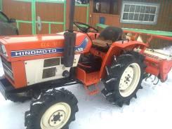 Hinomoto E204, 2004