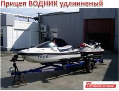 """Прицеп """"Водник"""" (8213 В5) для лодок 5м."""