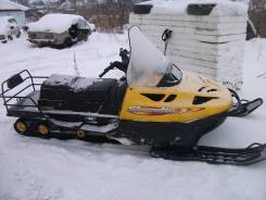 BRP Ski-Doo Skandic SWT 550F, 2005