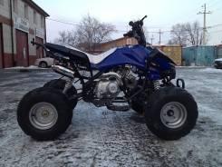 Квадроцикл Yamaha Raptor 110, 2015