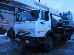 Автокран КАМАЗ 65115 Челябинец КС-45721, 2012