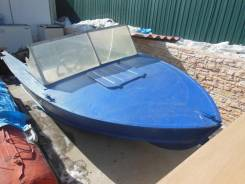 Продам лодку Прогресс с телегой