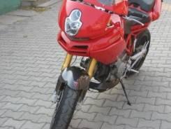 Ducati Diavel Strada, 2004