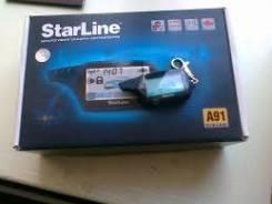 Автосигнализации Starline Pandora Сканер. Уcтанов. от3ТЫС! Видео-аудио.