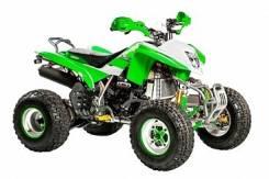 IRBIS ATV 250, 2014