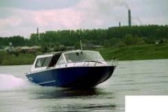 Продается катер Томь-675 c двигателем MerCruiser 4,3 L