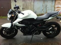 Yamaha XJ600n, 2012