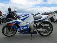 Suzuki GSX R600, 2002