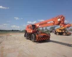 Аренда кран 35 тонн стрела 49 метров