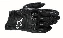 Перчатки кожа Alpinestars Octane S-Moto (спорт, чоппер, классик)