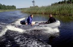 Продам лодку с мотором Suzuki 25