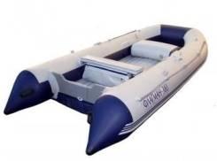 Лодка ПВХ Флагман 380 новая