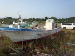 Лодка рыболовная