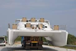 Изготовление стеклопластиковых катеров и яхт