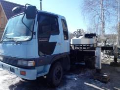 Продается авто-буровая на базе Hino Ranger