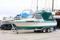 Прицеп для катера длиной до 23 футов (7м. ).