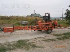 Пилорама wood maizer LT 40  мобильная