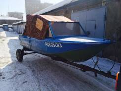 Продам катер ОКА-4
