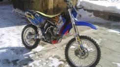 Yamaha WR 450, 2003