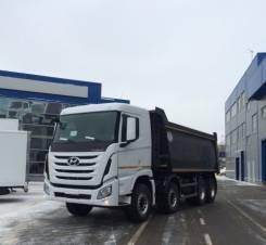 Hyundai Xcient, 2015