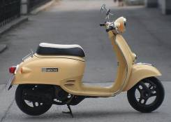 Honda Giorno, 1998