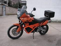 KTM 950 Adventure, 2007
