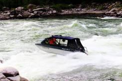 Водомётный катер Борус-530