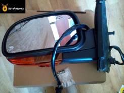 Зеркало с рыжими поворотником на левую сторону Chevrolet Trailblazer