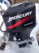 Лодочный мотор mercury 90 лс 4 такта