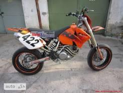 KTM 450 EXC, 2005
