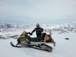 BRP Ski-Doo Tundra LT 550F, 2008