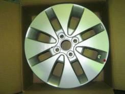 Литые диски новые R15 4-100 на Kia Rio