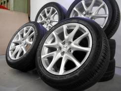"Mazda 235/50/18 на заказ. 8.0x18"" 5x114.30 ET50 ЦО 67,1мм. Под заказ"