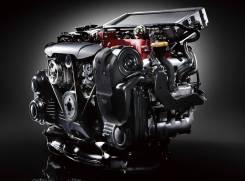 Двигатель в сборе. Subaru: Forester, Legacy, Outback, Legacy B4, Legacy Wagon EJ25, EJ251, EJ253, EJ254, EJ255, EJ25D, EJ25A, EJ252