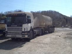 Scania 114L 380 cцепка цементовоз