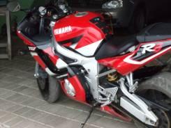 Yamaha YZF  R 600, 2001