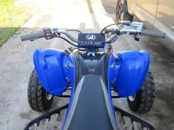 Yamaha Raptor 700, 2012