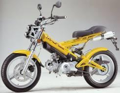 Мотоцикл MadAss 125 В НАЛИЧИИ В СУРГУТЕ!, 2015
