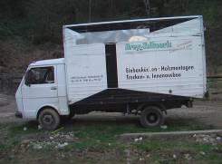 Volkswagen LT 35, 1987