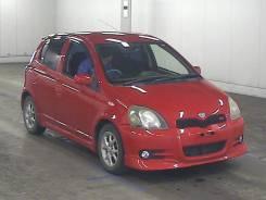 Toyota Vitz, 2001