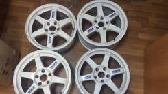 Колесные диски rays volk racing R17 TE37 оригинал (кованные)