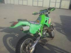 Kawasaki KDX 250, 1993