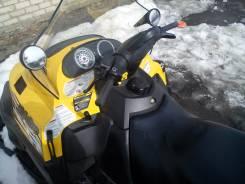 BRP Ski-Doo Skandic SWT V-800, 2012