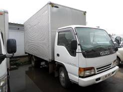 Фургон Isuzu Elf 1999 по запчастям