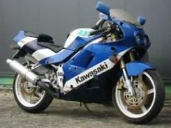 Kawasaki ZXR 250 (ZX250A) в разбор