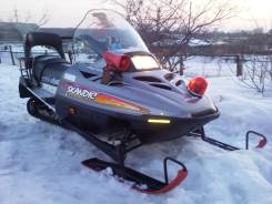 BRP Ski-Doo Skandic 500, 2001