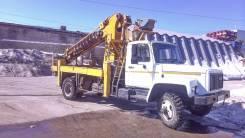 Продаю Ямобур на базе Газ 33086, с буровой установкой Aichi D 706