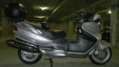 Suzuki Skywave, 2004